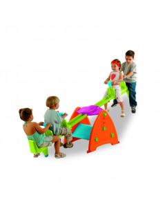 Balansoar dublu Feber pentru 4 copii