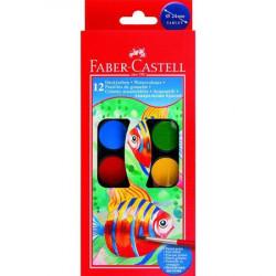 Set Pictura 1 - Acuarele Faber-Castell, Pahar pictura