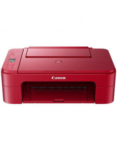 Multifunctionala Canon PIXMA TS3352 InkJet Color, Format A4, WiFi, Rosu