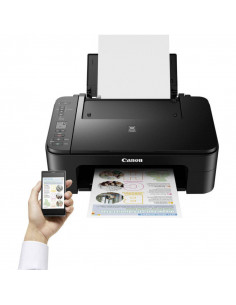 Imprimanta Multifuntionala Inkjet Color Canon Pixma TS3350, A4, Wireless