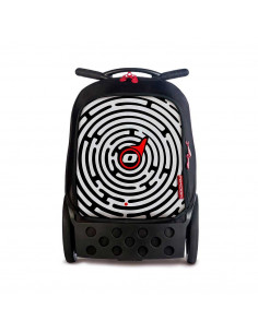 Ghiozdan Roller NIKIDOM - Labyrinth