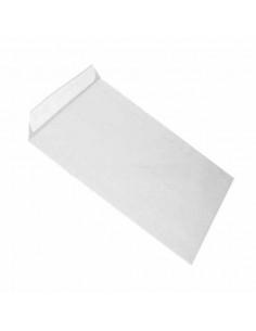 Plic C4, alb, siliconic, fara fereastra, buzunar, 90g/m², 229 x