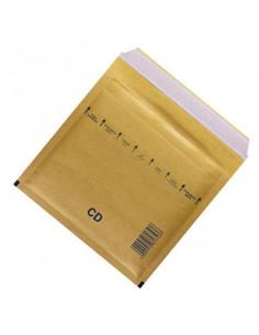 Plic antisoc CD, Maro, Dimensiune exterior: 200 x 175 x 50 mm, Dimensiune interior: 180 x 165 mm
