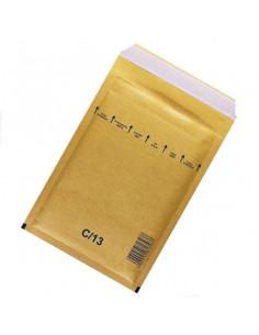 Plic antisoc C13 Airpro Brown 3/13/C, Maro, Dimensiune Exterioara 170 x 225 + 50 mm, Dimeniune interioara: 145 x 215 mm