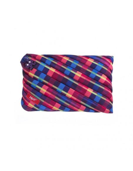 Penar cu fermoar, ZIPIT Pixel Jumbo, Multicolor, model 2