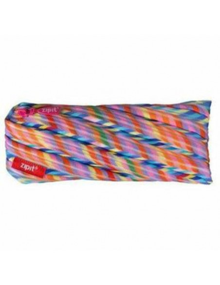 Penar cu fermoar, ZIPIT Colorz Jumbo - multicolor dungi