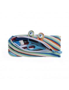 Penar cu fermoar, ZIPIT Monster Special Edition - multicolor