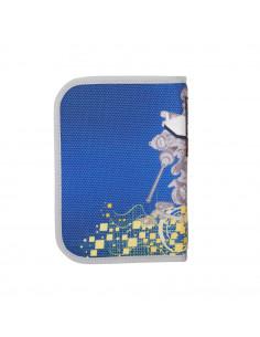 Penar neechipat, cu extensie, LEGO Core Line - design bleu Nexo Knights