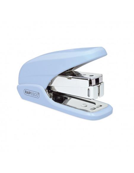 Capsator Rapesco X5-Mini 24/6, 26/6 20 Coli, Bleu