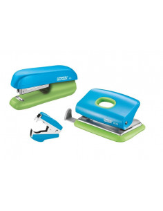 Set Mini Capsator F5 Perforator Fc10 Decapsator C2 Rapid 10 coli Albastru-Verde