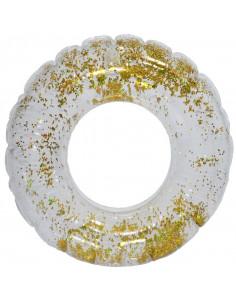 Colac Baie Gonflabil, 60 Cm, Cu Sclipici, diverse culori