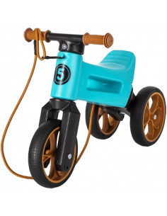 Bicicleta fara pedale Funny Wheels Rider SuperSport, Aqua