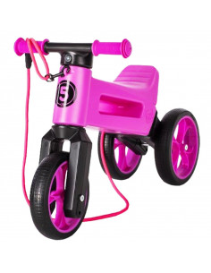 Bicicleta fara pedale Funny Wheels Rider SuperSport, Violet
