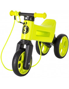 Bicicleta fara pedale Funny Wheels Rider SuperSport, Lime