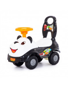 Masinuta Panda 2:1, Fara Pedale, 56x27,5x30 cm, Polesie