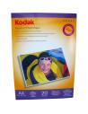 Hartie foto Kodak Premium Glossy A4, 230 g/mp, 20 coli/pachet