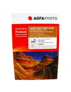 Hartie foto Agfa Glossy 4R, 210 g/mp, 100 coli/pachet