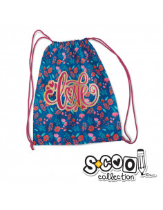 Sac Sport LOVE, 46x35.5cm - S-COOL