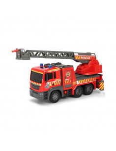 Camion de pompieri cu pompa de aer, lumini și sunete Dickie Toys