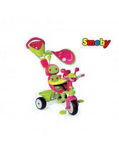 Tricicleta Smoby Baby Driver Confort, Roz
