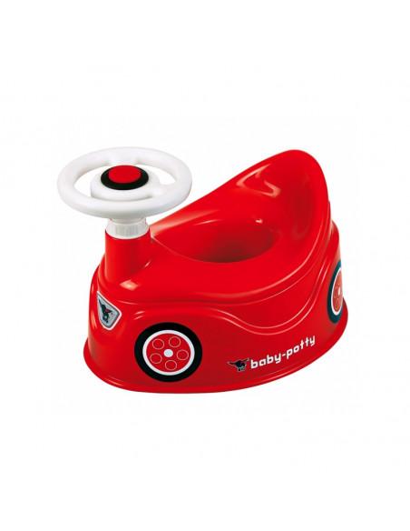 Olita in forma de masinuta cu volan BIG, Rosie