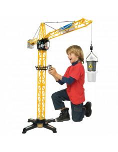 Macara Giant Crane Dickie cu telecomanda, 100 cm