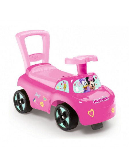 Masinuta Minnie Mouse 2 in 1 Ride-on Smoby, Roz