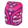 Ghiozdan Herlitz Echipat Motion Plus Motiv Pink Cubes