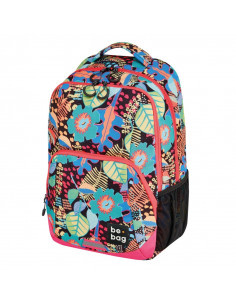 Rucsac Herlitz Be.Bag, Model Be.Freestyle, 45 x 32 x 20 Cm, Motiv Jungle + Stilou Gratis