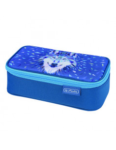 Penar etui Herlitz, Beat Box, Motiv Wild Animals Wolf