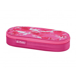 Penar etui Herlitz, Be.Bag Airgo Camouflage Pink