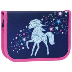 Penar Neechipat Herlitz Cu O Clapa, Model Earnest, Motiv Rainbow Horse