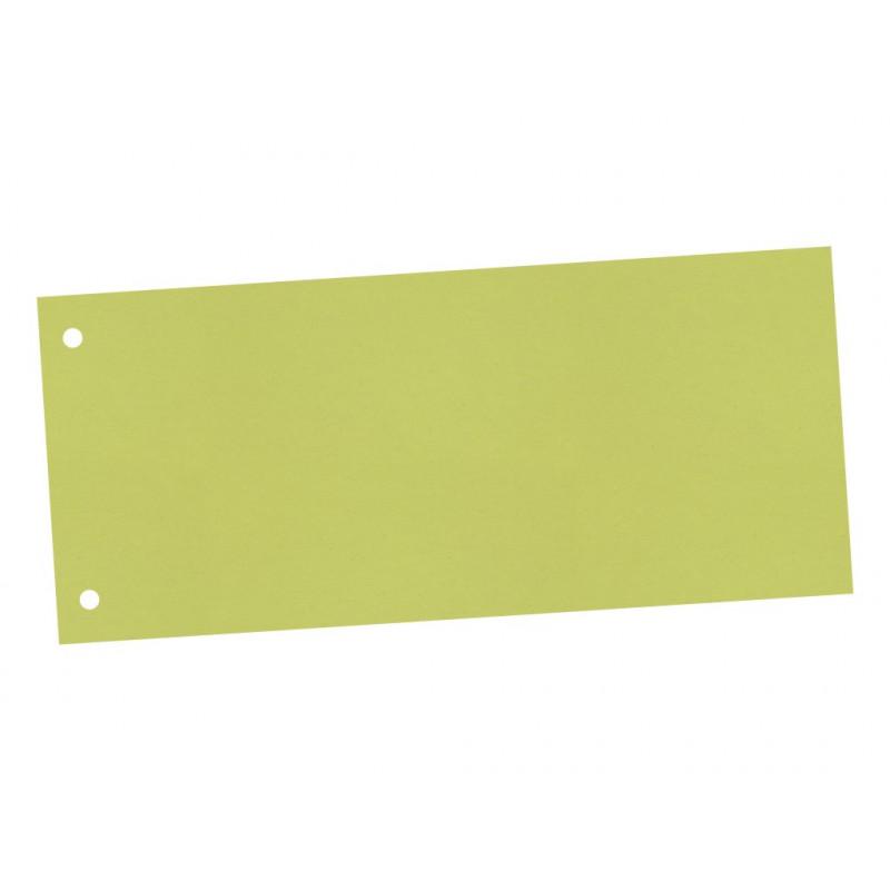Separatoare Carton 105X240 Mm Verde