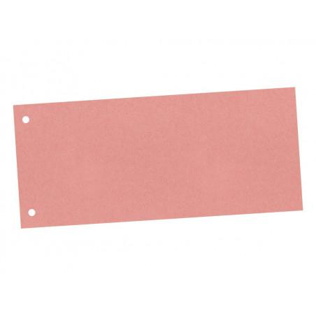 Separatoare Carton 105X240 Mm Rosu