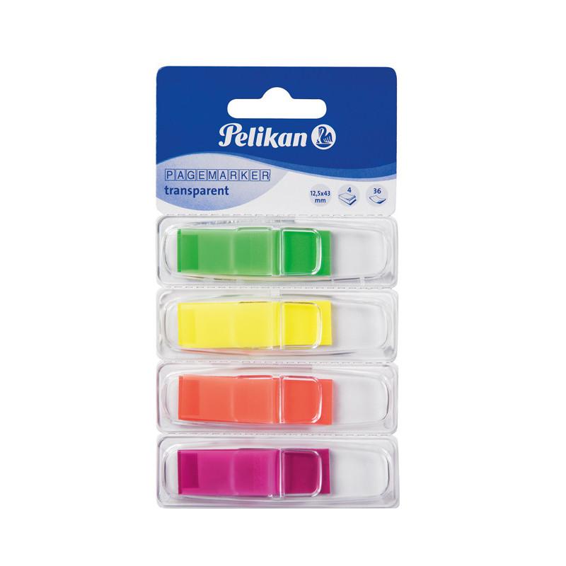 Dispenser Bloc Notite Adezive Pagemarker, 4 Culori, 4 X 40