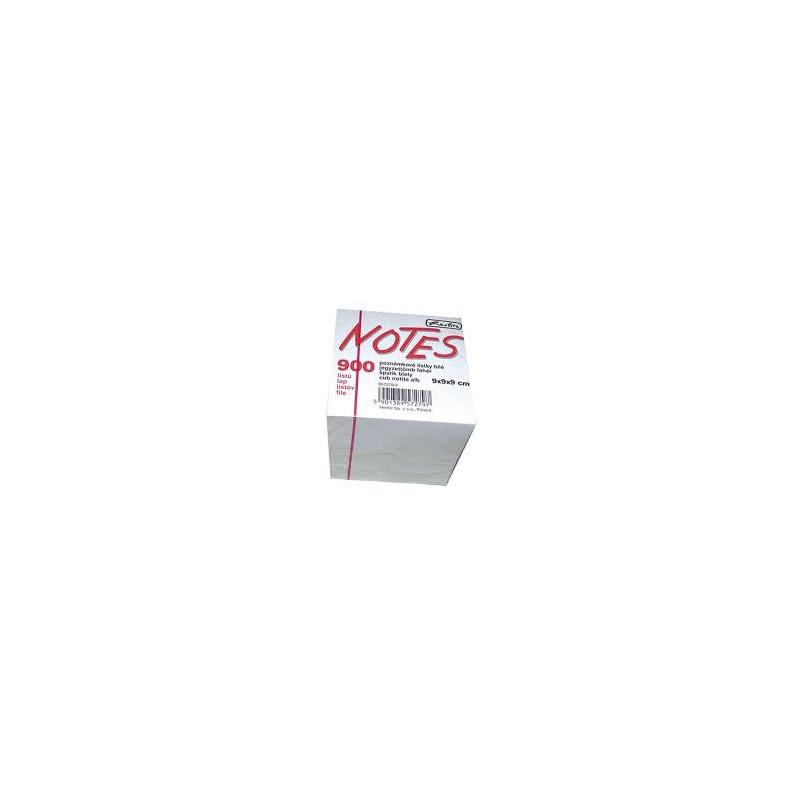 Bloc Notite Alb 9X9X9 Cm 900 File