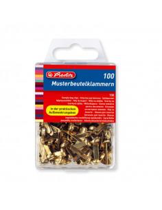 Cleme Metalice Pentru Documente 100B/Cutie