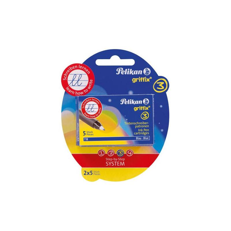 Rezerva Roller Griffix Set 2x5 Buc Pelikan