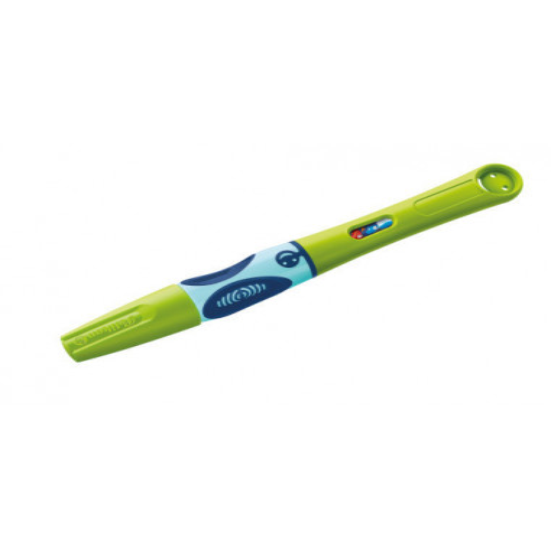 Stilou Griffix Pentru Stangaci, Culoare Verde, Cutie Carton