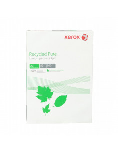 Hartie Copiator A3, Recycled Pure, 80G, 500/Top, Xerox