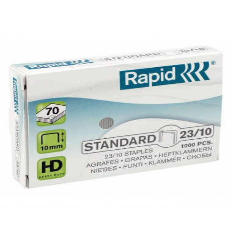 Capse 23/10 Standard Rapid