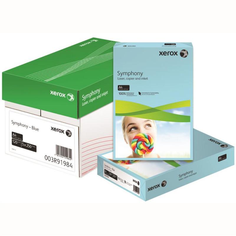 Hartie Copiator A4, Portocaliu Intens, 80G, 500/Top, Xerox