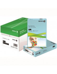 Carton Copiator A4, Rosu Intens, 160G, 250/Top, Xerox