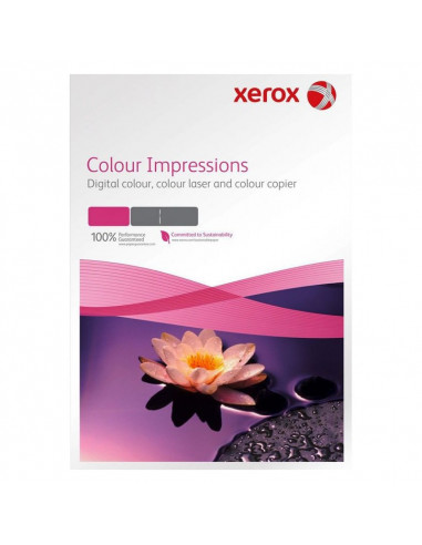 Hartie Colour Impressions Silk Sra3, 350G, 125/Top, Xerox