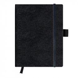 Bloc Notes 19X24,5Cm 96 File Coperta Din Piele Sintetica Cu