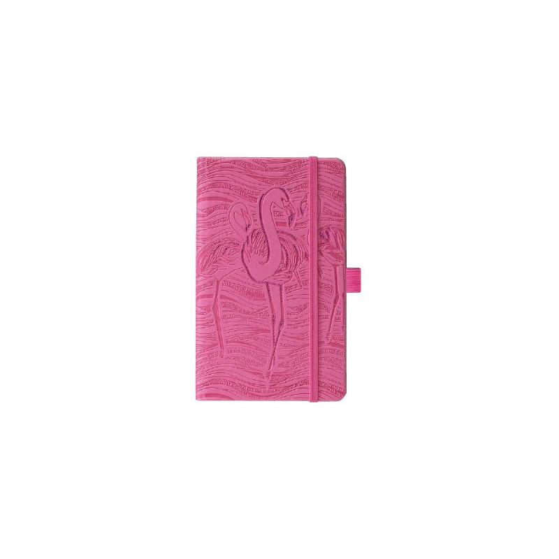 Bloc Notes Ivory Animals 13 X 21 Cm 240 Pagini Patratele