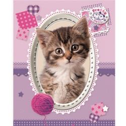 Bloc Desen A4 75 File Ilustrat Pretty Pets Herlitz