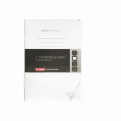 Rezerva My.Book Flex A5 40 File Patratele Set10 Herlitz