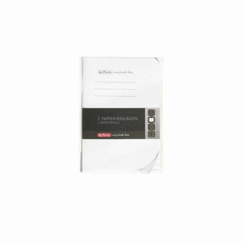 Rezerva My.Book Flex A6 40 File Dictando Set10 Herlitz