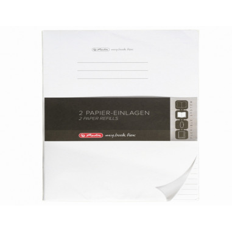 Rezerva My.Book Flex A4 40 File Dictando Set5 Herlitz